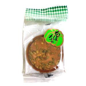 厚焼せんべいかぼちゃ 【6枚袋入】佐々木製菓