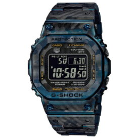 【正規販売店】 CASIO G-SHOCK GMW-B5000TCF-2JR