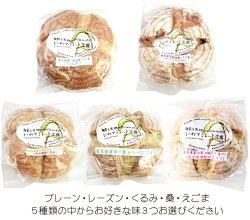 ライ麦パン(ドイツパン)バター不使用