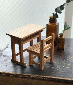 家具職人がつくる可愛いミニチュアの世界(ミニ家具)