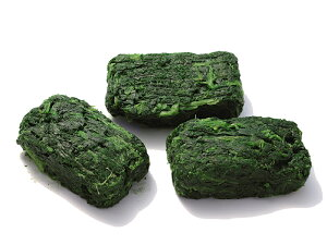 冷凍 ホウレンソウ ステーキタイプ 1kg 《ボンデュエル》 フランス産 エピナール・ブランシュ・ブロック 冷凍野菜 備蓄 自炊 常備 食材 野菜