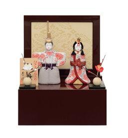 きめこみ 木目込み人形 一秀 2021年新作 祝雛 神雛 0号 収納飾り