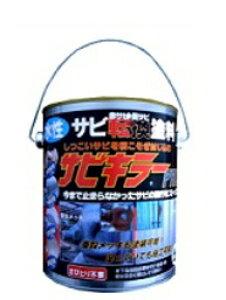 【 送料無料 】 BANZI バンジ 水性錆転換塗料 サビキラー PRO 4kg シルバー [ 塗料 塗装 錆止め さび止め サビ止め 速乾 プライマー シーラー 鉄部 ]