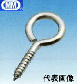 【 メール便 可 】 MM 水本機械 ステンレス ヒートン 4×42mm YH-10 【1本】