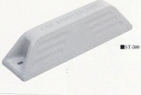 【送料無料】【6個】 ミスギ カーストッパー500 アスファルト下地用 ST-500G 【メーカー直送】【代引不可】【個人宅不可】