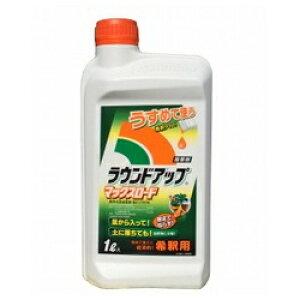 日産化学工業 ラウンドアップ マックスロード 1L 希釈用 【スギナ・竹まで枯らす】