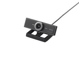 BUFFALO 200万画素WEBカメラ 広角120°マイク内蔵 ブラック BSW200MBK 在庫有り
