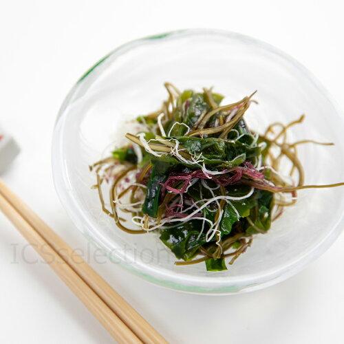 国産乾燥海藻サラダ100gわかめ茎わかめ昆布ふのり赤とさか白おご送料無料イクスセレクション