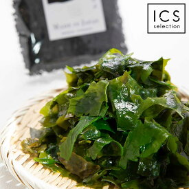 熊本天草産カットわかめ100g(乾燥)/ふえるわかめ/送料無料/ICSselection/国産海藻