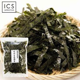 有明産のり使用 味付もみのり100g 全国送料無料 福岡柳川産限定 ICSselection