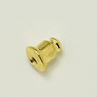 穿孔耳环渔获量 (含硅树脂) 黄金色 * 是的捕捉一个人的价格。
