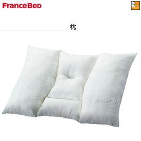 【正規販売店】フランスベッド 電動ベッド用枕 らくらくぴったピロー FC1084