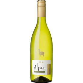 アサヒ サンタ・ヘレナ・アルパカ・シャルドネ・セミヨン定番 白ワイン チリ/セントラル・ヴァレー750ml×1本 ワイン