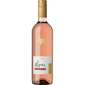 アサヒ サンタ・ヘレナ・アルパカ ロゼワイン チリ750ml×1本 ワイン