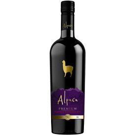 アサヒ サンタヘレナ アルパカ プレミアム カベルネソービニオン 赤 赤ワイン チリ/D.O.セントラル・ヴァレー750 ml×1本 ワイン