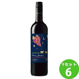 パラ ヒメネス カベルネ・ソーヴィニヨン 樽熟成[オーガニック] 赤ワイン 750ml×6本 ワイン【送料無料※一部地域は除く】【取り寄せ品 メーカー在庫次第となります】