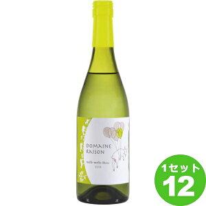 メリメロ ブラン 白 国産ワイン 日本ワイン 北海道 富良野 白ワイン 750ml×12本 ワイン【送料無料※一部地域は除く】【取り寄せ品 メーカー在庫次第となります】