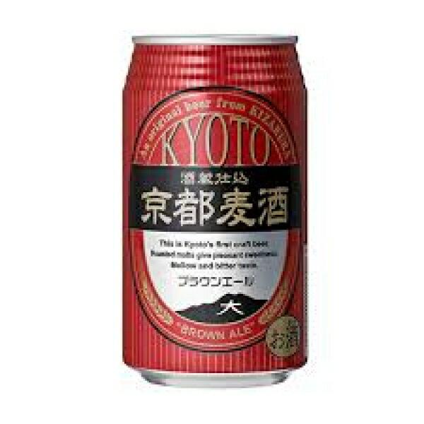 【ママ割最大9倍】黄桜京都麦酒 ブラウンエール 缶350ml 黄桜(京都) 5,000円(税込)以上のお買い物で使えるクーポン