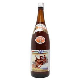 角谷文治郎商店 三州三河みりん 純もち米仕込み 愛知県1800ml×1本 調味料