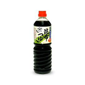 【食フェス最大2000円クーポン】ヤマサ昆布つゆ1000ml ヤマサ醤油食品・調味料 調味料