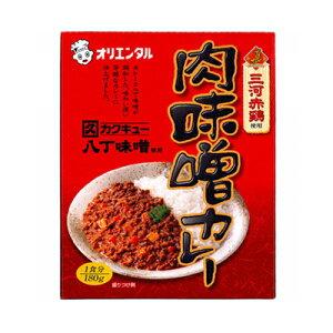 オリエンタル洋行 肉味噌カレー 180 g×1個 食品