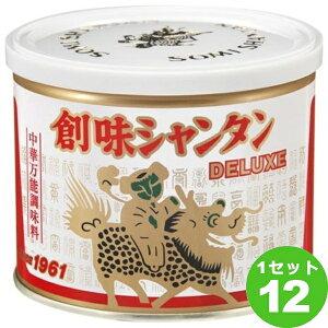 創味食品 シャンタンDELUXE 500 ml×12缶 調味料【送料無料※一部地域は除く】