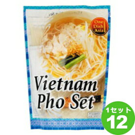アライドコーポレーション One Dish Asia ベトナムフォーセット 170g×12袋 食品【送料無料※一部地域は除く】