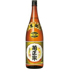 菊正宗酒造(兵庫) 特撰菊正宗 1800 ml×1本 日本酒