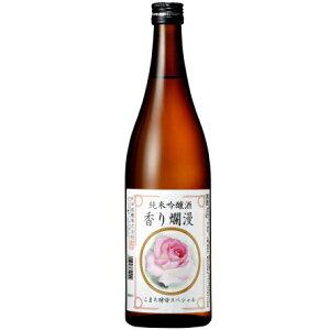 秋田銘醸 香り爛漫 純米吟醸 720ml×1本 日本酒