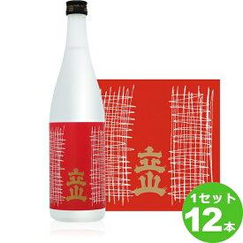 立山酒造(富山) 吟醸立山 富山県720ml×12本 日本酒【送料無料※一部地域は除く】