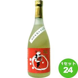 稲田酒造(名) 黒松稲天山乃かみ酵母使用純米酒 720 ml×24本 日本酒【送料無料※一部地域は除く】