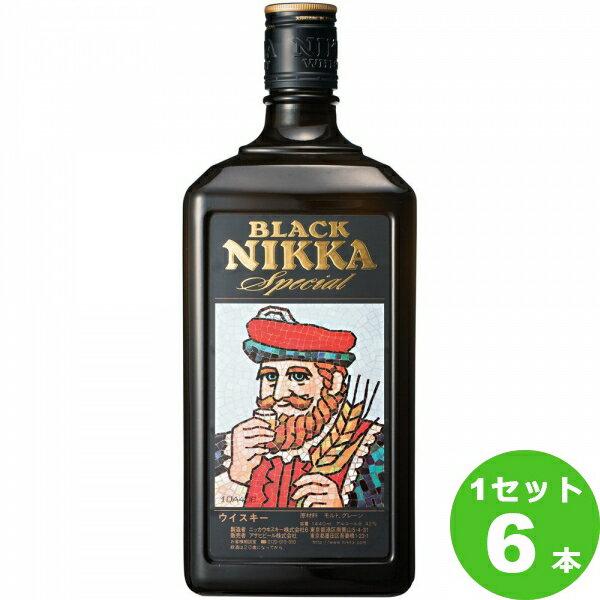 ブラックニッカスペシャル1440ml×6本 ニッカウイスキーウイスキー・ブランデー