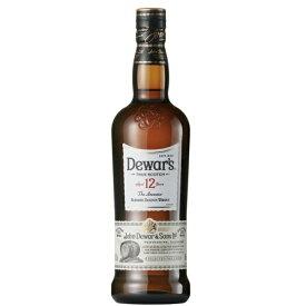 サッポロ デュワーズ 12年 700 ml×1本 ウイスキー