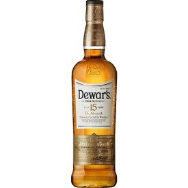 サッポロ デュワーズ 15年 750ml×1本 ウイスキー