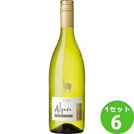 アサヒ サンタ・ヘレナ・アルパカ・シャルドネ・セミヨン定番 白ワイン チリ/セントラル・ヴァレー750ml×6本 ワイン