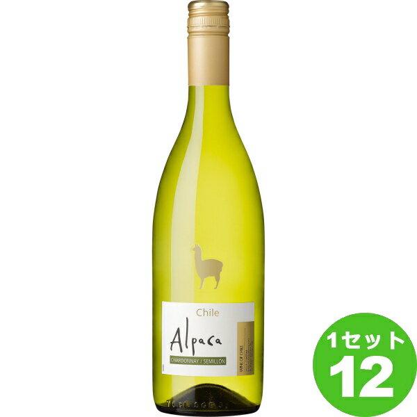 アサヒ サンタ・ヘレナ・アルパカ・シャルドネ・セミヨン 白ワイン チリ/セントラル・ヴァレー750ml×12本(個) ワイン【※現在九州地区は配送不可】