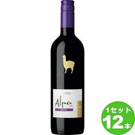 サンタ・ヘレナ・アルパカ・カルメネールSANTA HELENA ALPACA CARMENERE定番750 ml×12本 ワイン【送料無料※一部地域は除く】
