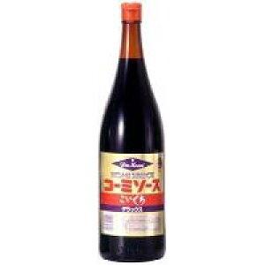コーミ DXウスター濃口ソース瓶 1800 ml×1本 調味料