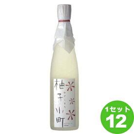 壱岐の蔵酒造 柚子小町 500ml ×12本 リキュール【送料無料※一部地域は除く】