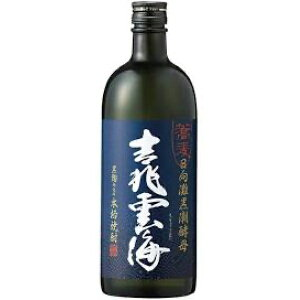 雲海酒造(宮崎) そば焼酎吉兆雲海25゜  720 ml×1本 焼酎