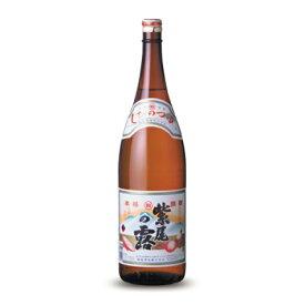 軸屋酒造(鹿児島) 芋焼酎 紫尾の露25度 鹿児島県1800ml ×1本 焼酎