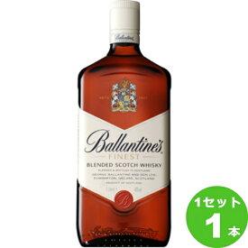 サントリー バランタインファイネスト40゜ イギリス1000 ml×1 本(個) ウイスキー