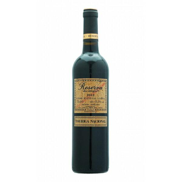 スマイル レゼルヴァ・ドス・アミーゴス トゥーリガ・ナショナル Reserva dos Amigos Touriga Nacional定番 750ml ×1本 ポルトガル/リスボン ワイン