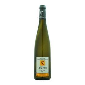 スマイル ドメーヌ・ストフラー リースリング Domaine Stoeffler Riesling定番 オーガニック 750ml ×1本 フランス/アルザス ワイン【取り寄せ品 メーカー在庫次第となります】