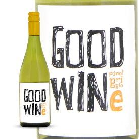 盛田トレーディング GOODWINe ピノ・グリージョ 白 オーストラリア 750ml ×1本(個) ワイン