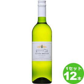盛田トレーディング キュヴェ ブレヴァンブラン ド ブラン フランス/ロワール 750ml ×12本(個) ワイン