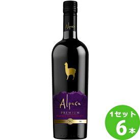 サンタヘレナ アルパカ プレミアム カベルネソービニオン 赤 赤ワイン チリ/D.O.セントラル ヴァレー 750ml ×6本 ワイン