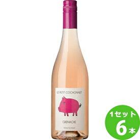 ジネステ・プティ・コショネ・ロゼ・グルナッシュLE PETIT COCHONNET ROSE GRENACHE定番750ml×6本 ワイン【送料無料※一部地域は除く】