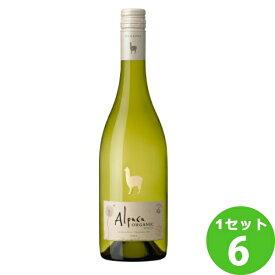 ビ−ル サンタ ヘレナ アルパカ オーガニック ホワイト18 白ワイン チリ 750ml ×6本 ワイン