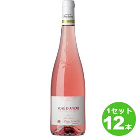 ACロゼ・ダンジュロゼ・ダンジュROSE D'ANJOU定番 750ml ×12本 フランス ロワール アサヒビル  ワイン【取り寄せ品 メーカー在庫次第となります】